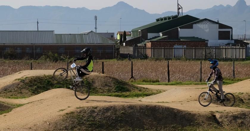Velokhaya BMX Track   © Andrew Thompson