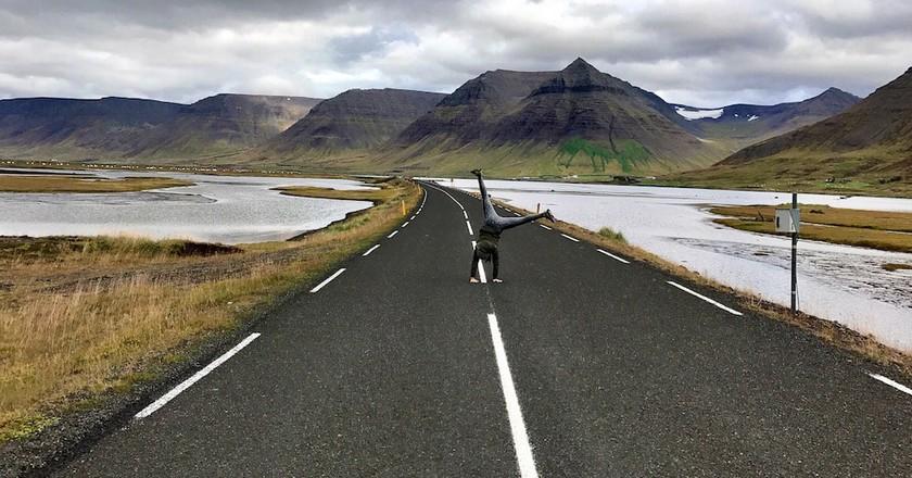 Iceland's West Fjords | © Nikki Vargas