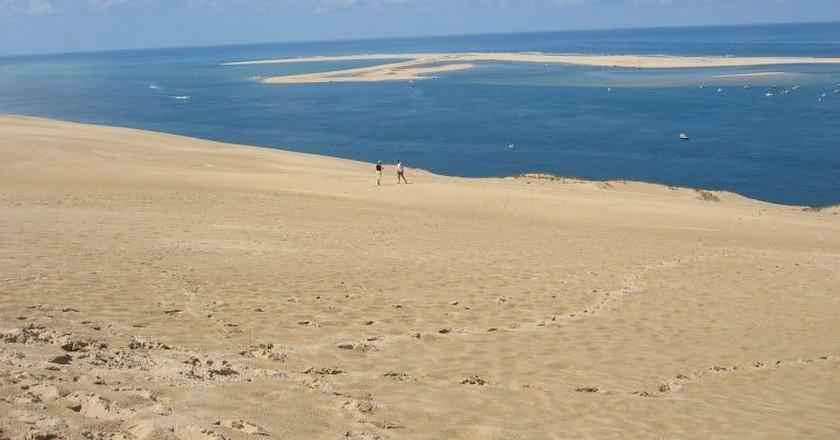 Grande Dune du Pilat in the Arcachon Bay| Emfraimstocher /Pixabay