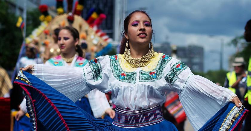 Carnival del Pueblo, London | © hozinja / Flickr