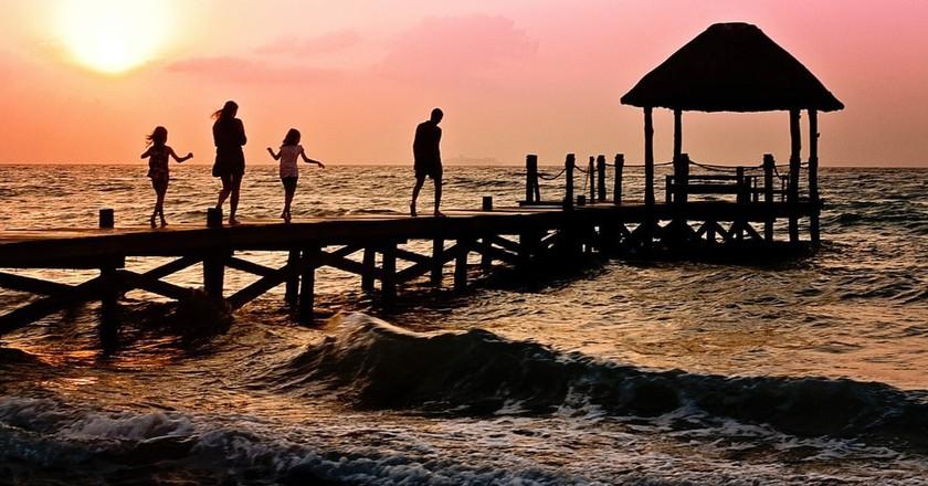 Family Vacation | © jill111/pixabay