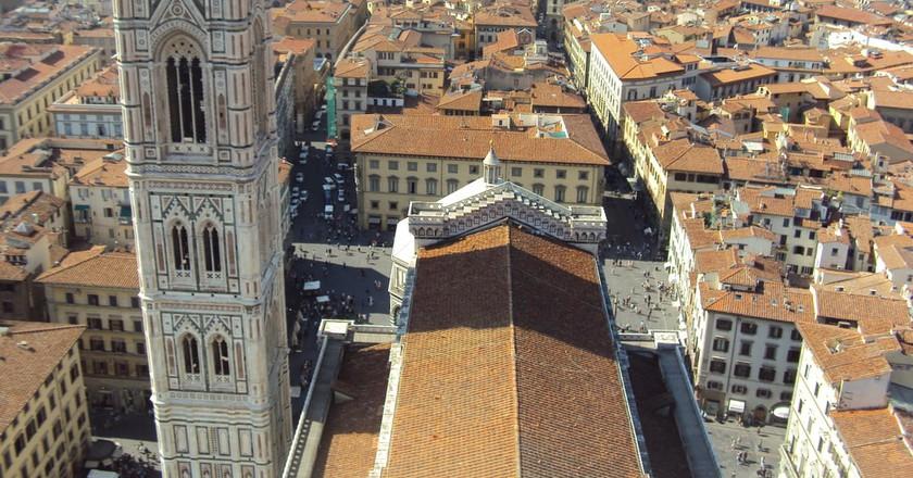 Florence  ©Alboholic/ WikiCommons