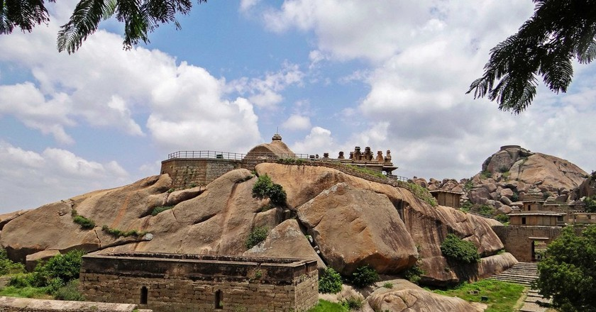 The most popular forts in India |© sarangib / Pixabay
