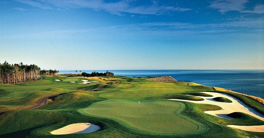 Fox Harb'r Course | Courtesy of Fox Harb'r Golf Resort and Spa