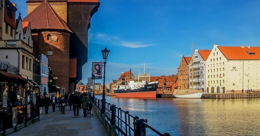 Gdańsk   © pp_sp1/Pixabay