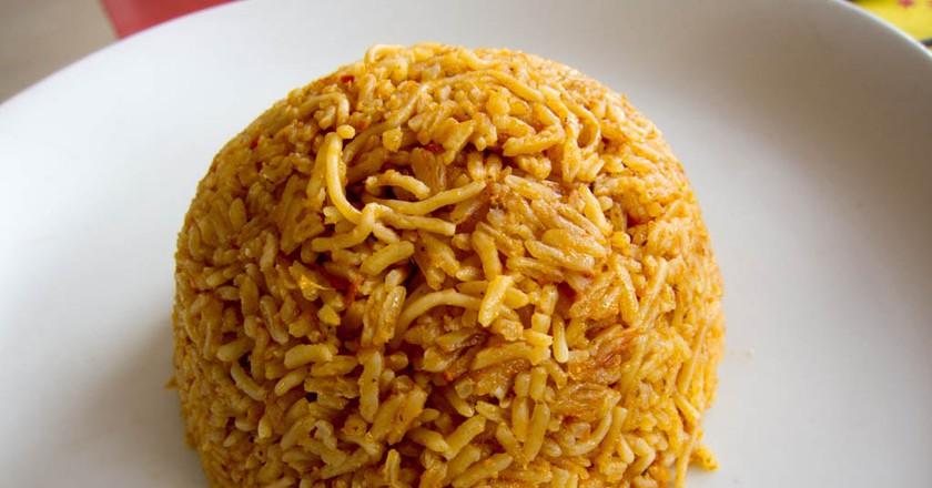 Jollof Rice | © Charles Haynes/WikiCommons