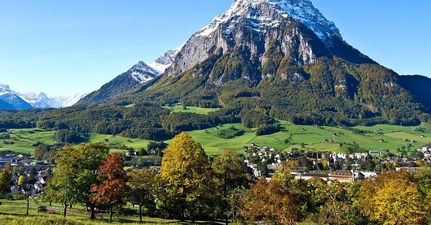 Glarus, the site of Europe's last witch hunt  © Andi_Graf/ Pixabay