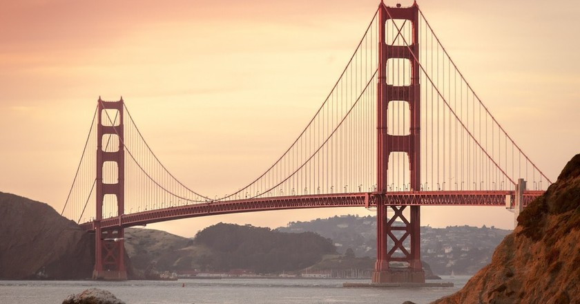 The Golden Gate Bridge | ©Pixabay