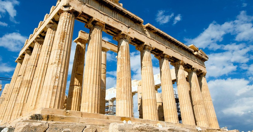 10 International Movies Shot in Greece