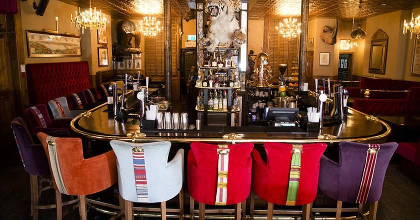 Ground Floor Bar | © The King's Head