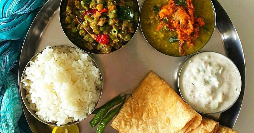 Explore Indian cuisine with The Gutless Foodie | © Natasha Diddee
