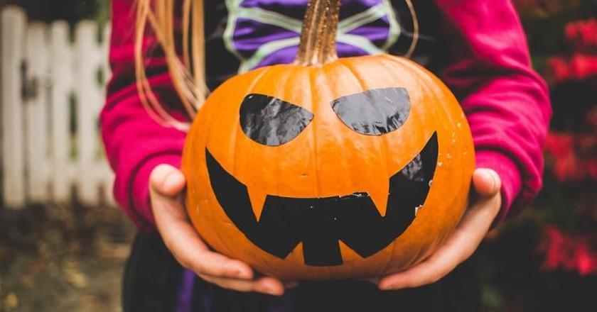 Halloween pumpkin   © Pexels / Pixabay