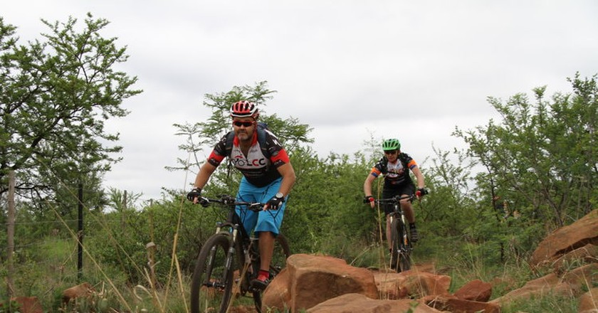 Trails for beginners and pros   Courtesy of Hazeldean Valley Trails