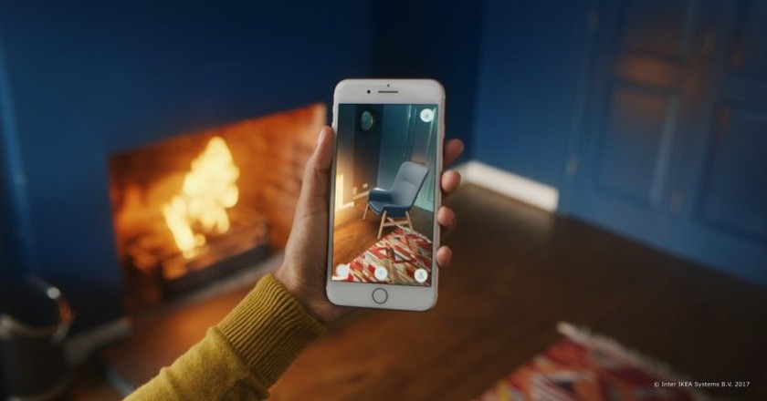 IKEA Place: An augmented reality (AR) application | © Ikea