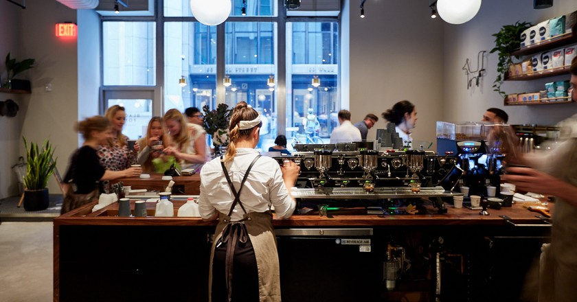 The Best Caf 233 S And Coffee Shops In Manhattan S Financial