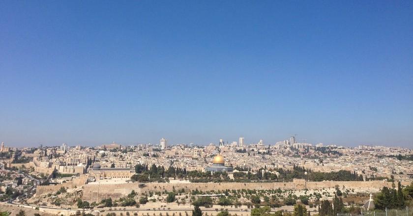 Jerusalem   © Florence Dixon
