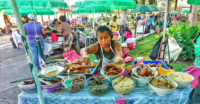 Best Local Food Antigua Guatemala