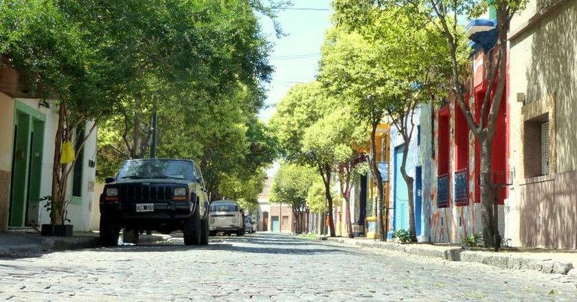 The cobbled streets of Barracas | © Jorge Gobbi / Flickr