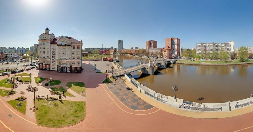 The Best Cafés in Kaliningrad