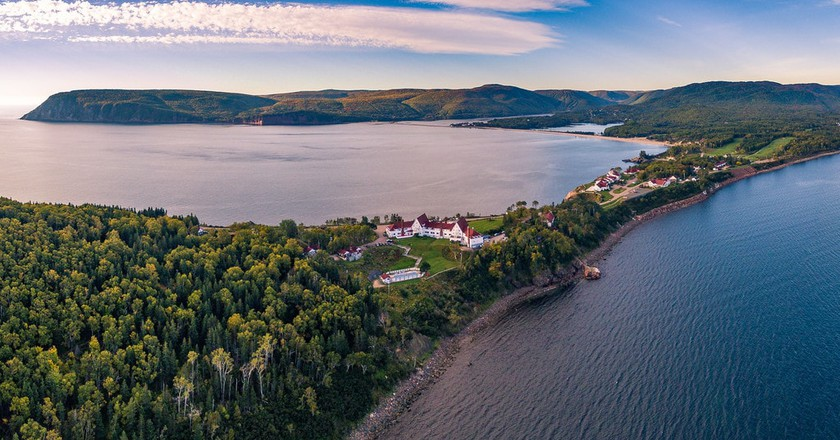 The Best Waterfront Resorts in Nova Scotia