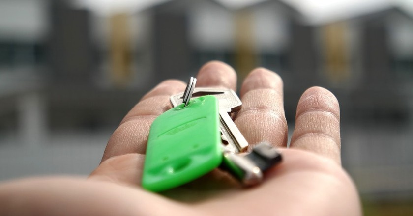 Keys to your dream home | © mastersenaiper/Pixabay