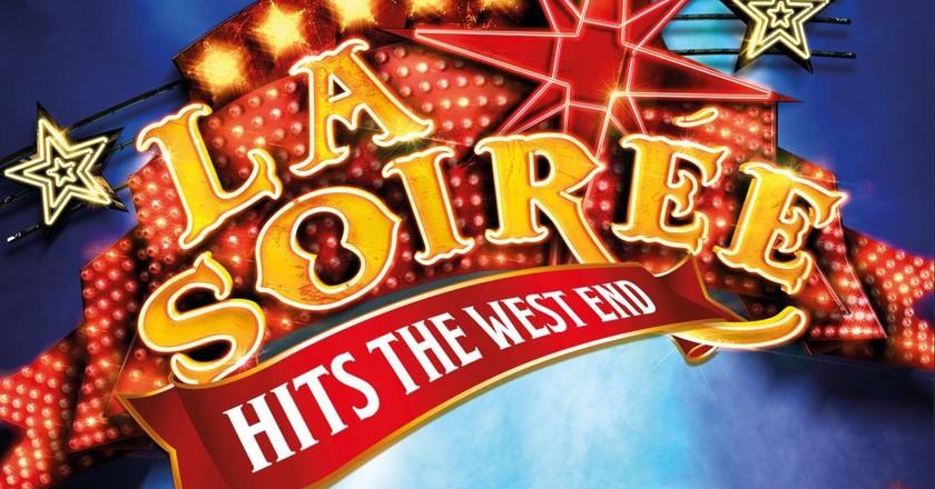 Award-winning 'La Soirée' Hits London's West End