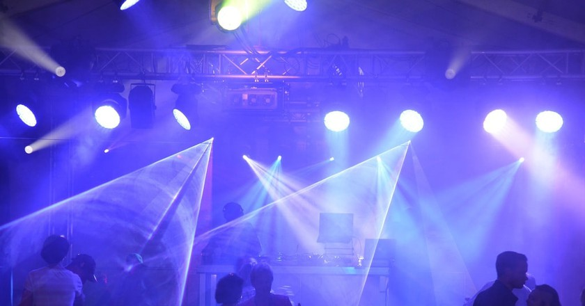 Cartagena clubbing   © winkimedia/Flickr