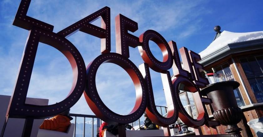 La Folie Douce | Courtesy of La Folie Douce