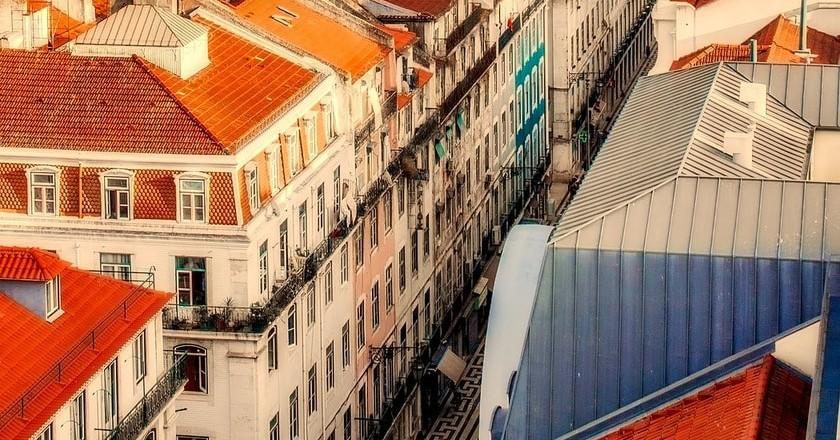 Lisbon's Baixa © Pixabay