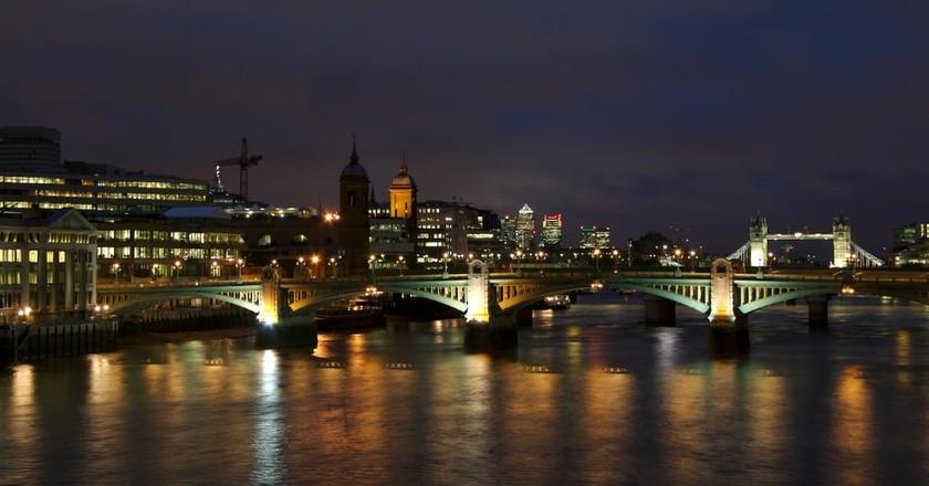 London Bridge | © Peter Pearson/Flickr