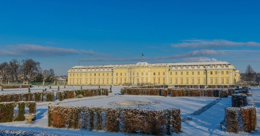 Ludwigsburg Palace | © wolfgang_vogt / Pixabay