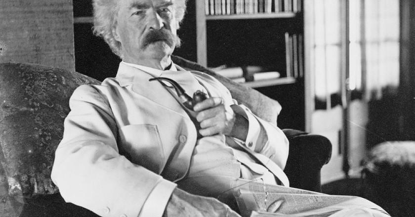 Mark Twain | © skeeze/Pixabay
