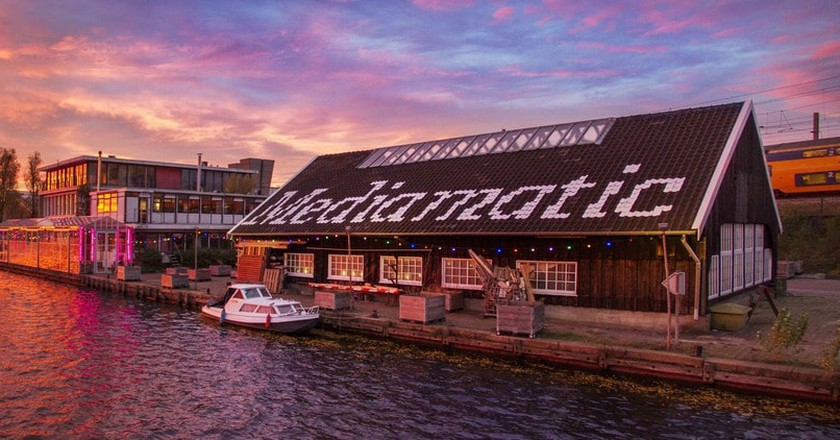Mediamatic in Amsterdam