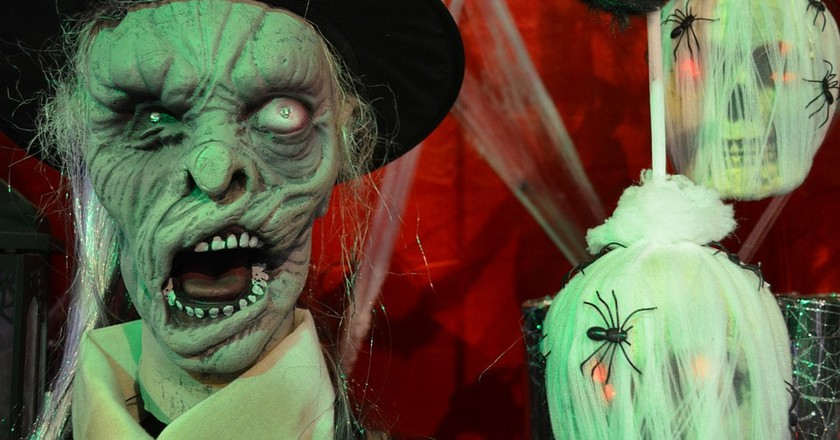Scary Halloween decorations | © istdasso0 / Pixabay