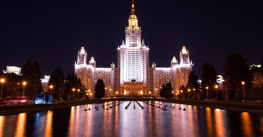 Moscow @ Mikhail Kirakosyan