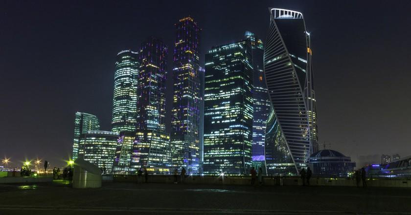 Moscow City   © Kolya Sanich / Flickr