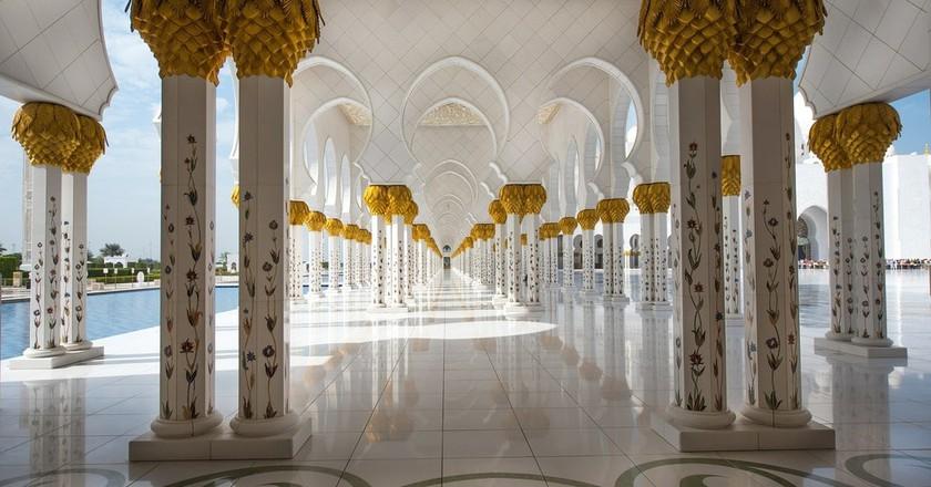 Sheikh Zayed Grand Mosque | jpeter2/Pixabay