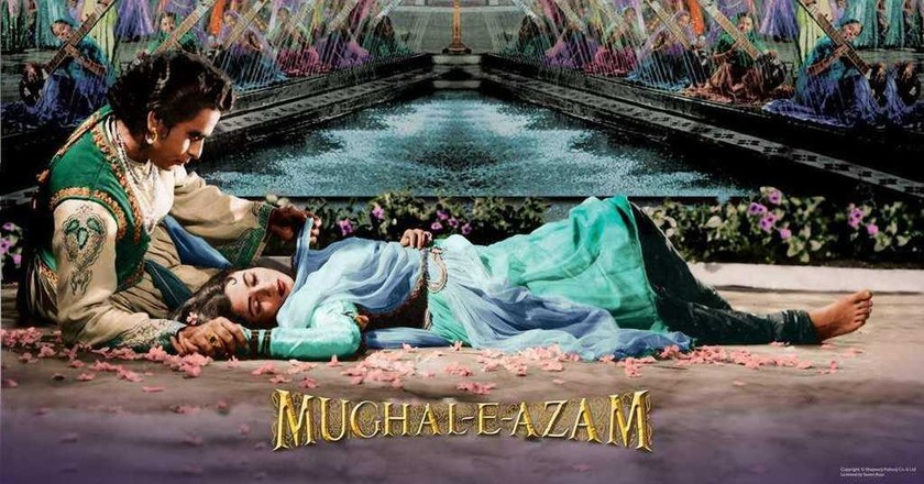 Mughal-E-Azam (1960) | © Courtesy of Shapoorji Pallonji Group