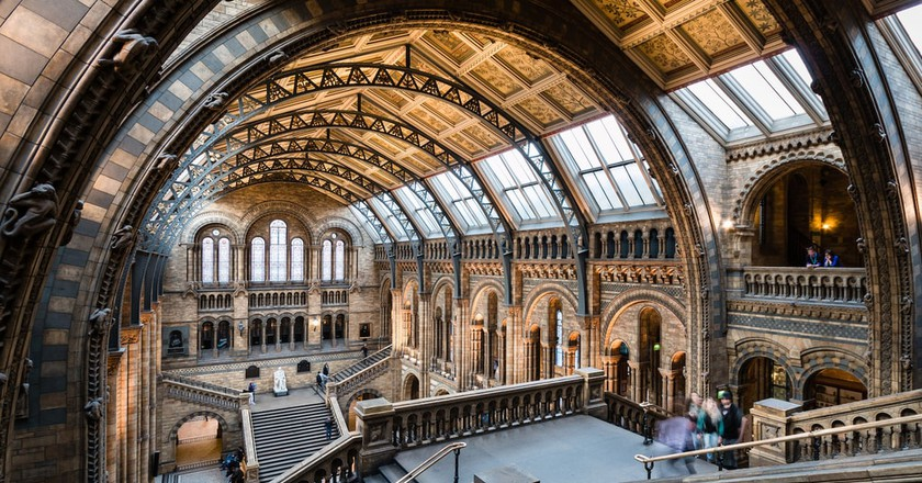 Natural History Museum   © Barney Moss/Flickr