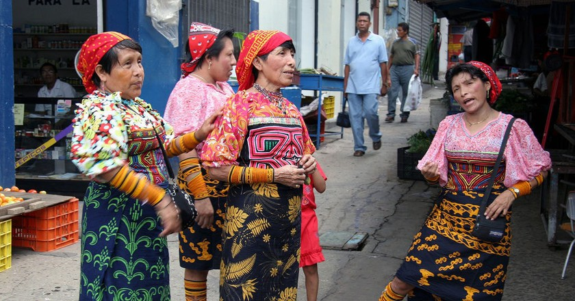 A Guide to Visiting Panama's Indigenous Kuna Indians