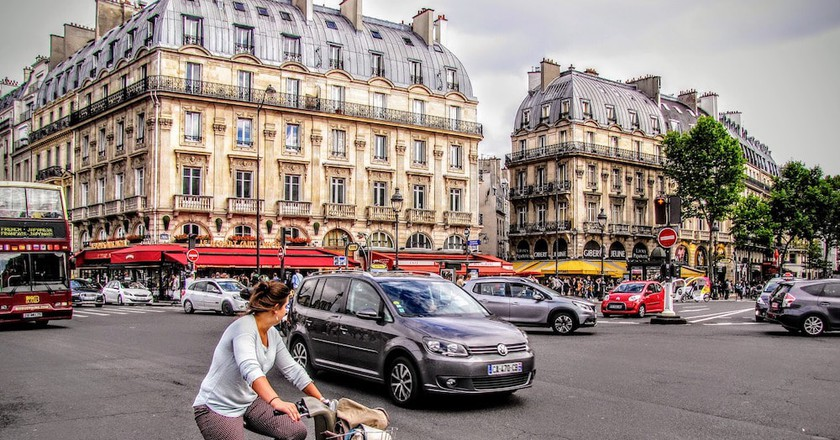 Paris streets | © Menno de Jong/Pixabay