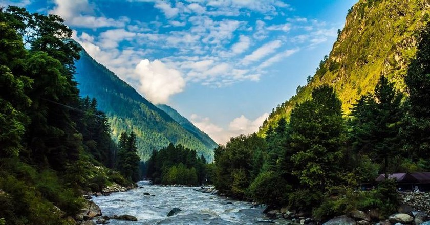 Parvati Valley is dotted with picture-perfect villages and undisturbed trekking trails
