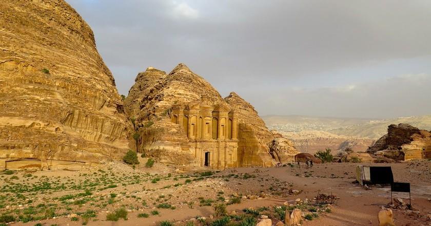 Petra | © apdeboer/Pixabay