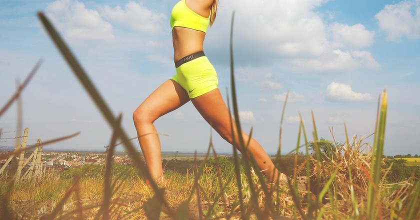 The Best Outdoor Workout Classes in Baltimore