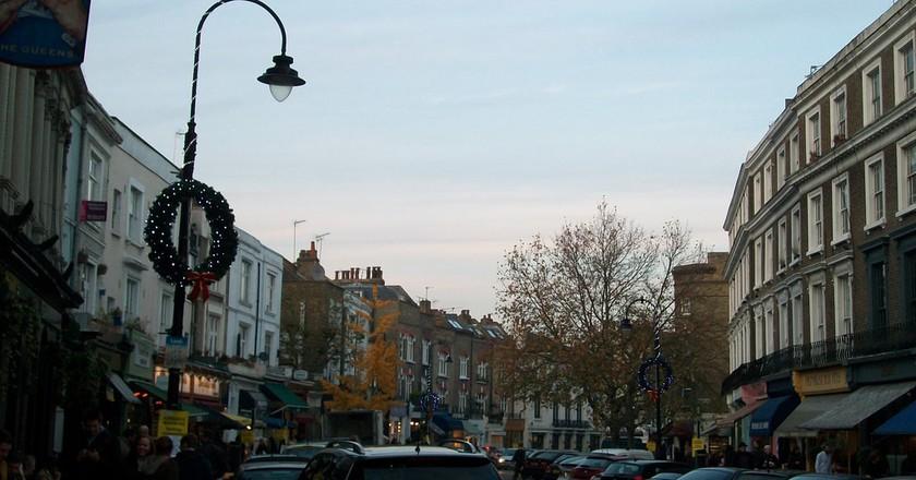 Primrose Hill, home to many a literati | © Matt Churchill/Flickr