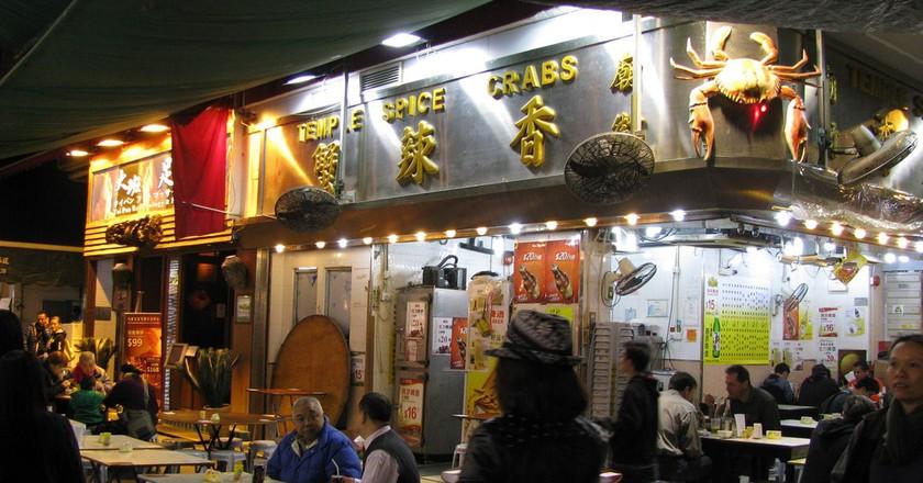 Get a taste of the Orient in Buenos Aires | © shankar s./Flickr