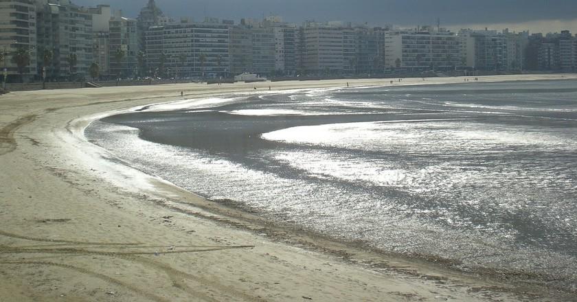 Beach in Uruguay | © GuillermoBragado / Pixabay
