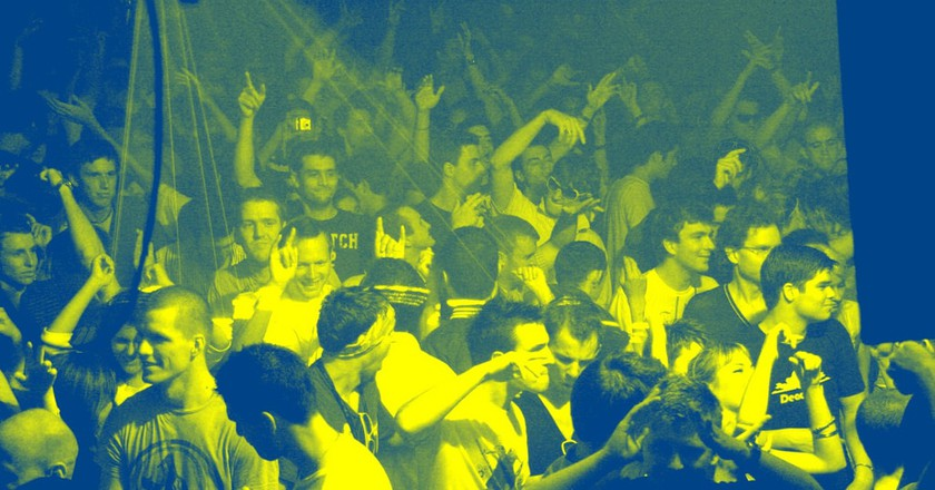 Rave like it's 1990 in England | © Simon Green/Flickr
