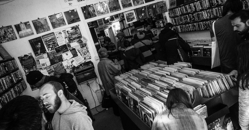 Record Store Day 2015 Flashback Records | © flickr/Paul Hudson