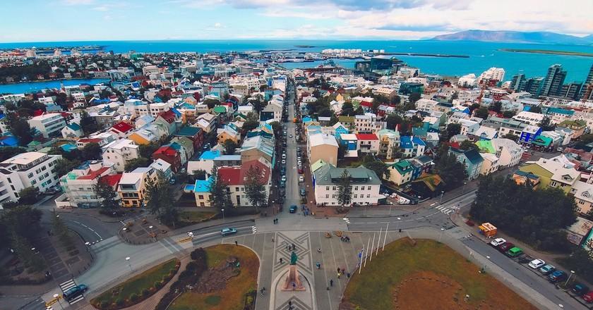 Reykjavik, Iceland | © Pixabay